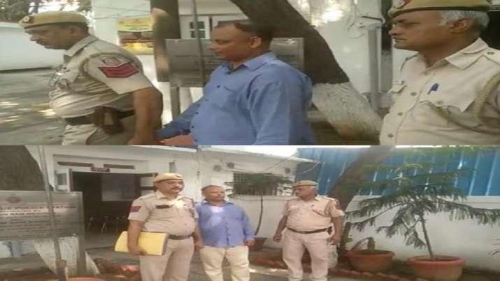 Delhi Police- India TV