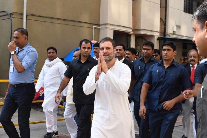 मुझे चुप कराने के लिए बेताब हैं विरोधी: राहुल ने मानहानि मामलों पर कहा- India TV