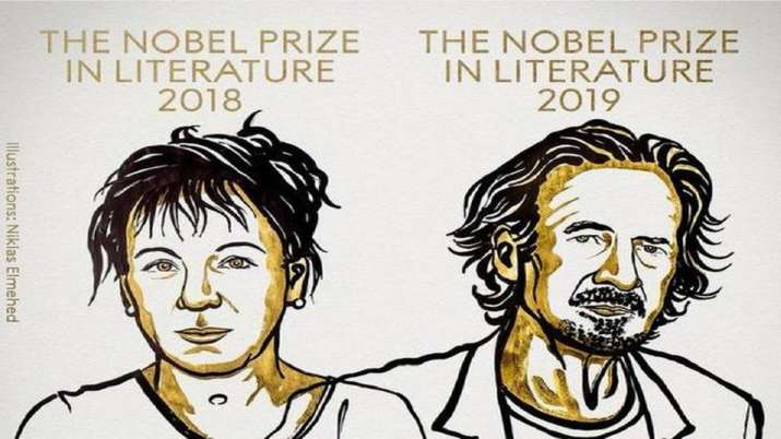 nobel prize in literature 2018 and 2019- India TV