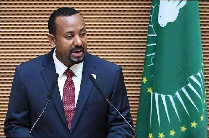 इथियोपिया के प्रधानमंत्री अबी अहमद- India TV