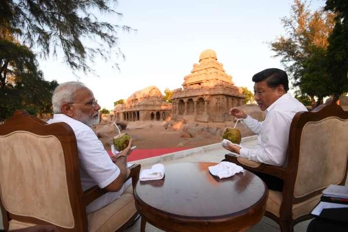 महाबलीपुरम: नारियल...- India TV