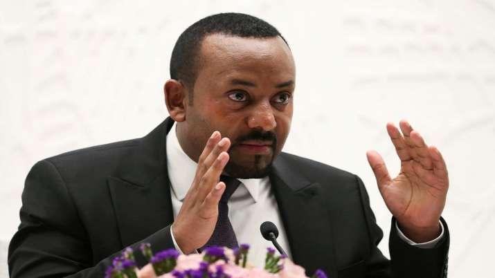 Ethiopian Prime Minister Abiy Ahmed Ali - India TV