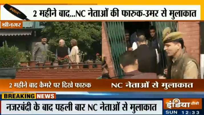 दो महीने बाद कैमरे पर...- India TV