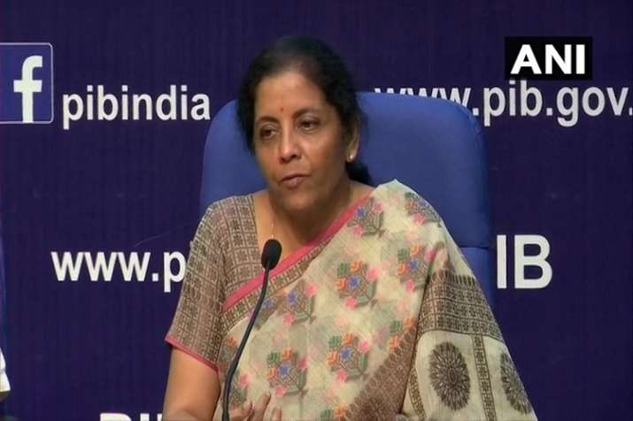 Finance Minister Nirmala Sitharaman- India TV Paisa