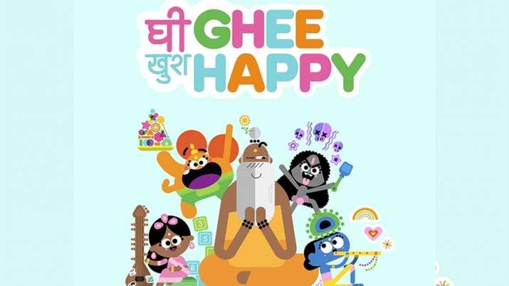Ghee Happy- India TV