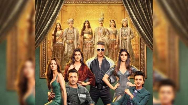 Box Office Prediction- India TV