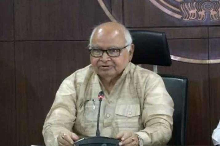 hriday narayan dikshit- India TV