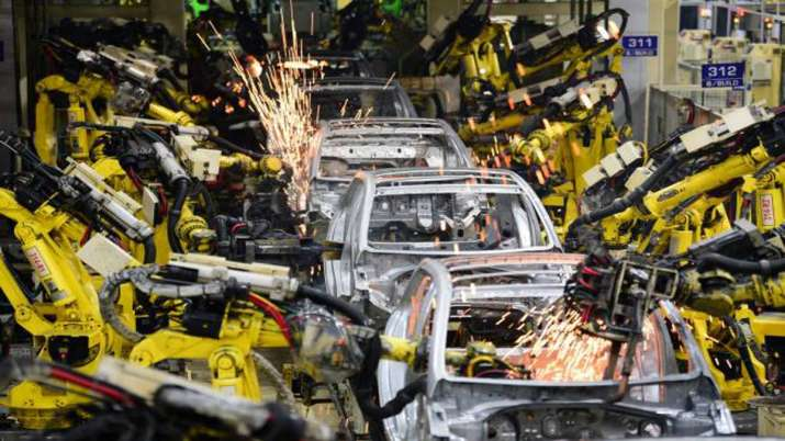 Industrial production drops by 1.1 pc in Aug- India TV Paisa