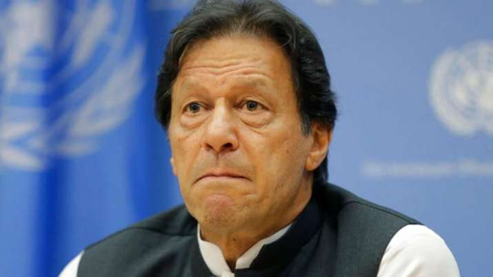 Imran ahead of Jinping India Visit tweets why International Media did not cover Kashmir like Hogkong- India TV