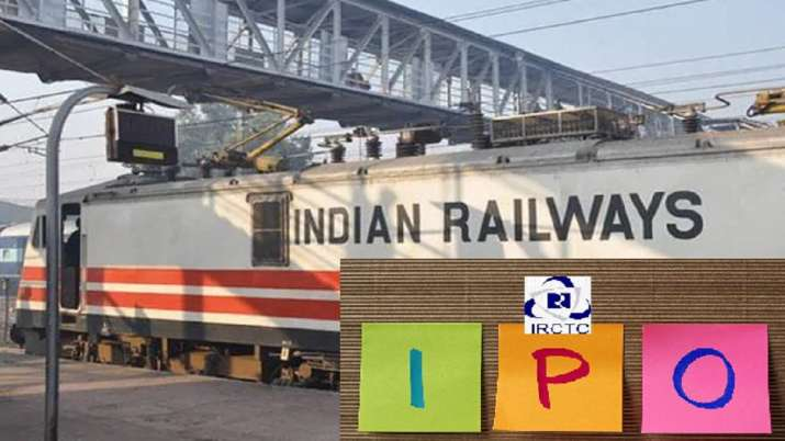 irctc ipo- India TV Paisa