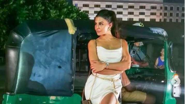 Jacqueline Fernandez- India TV