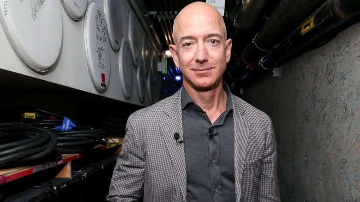 Jeff Bezos regains top spot as world's richest man - India TV Paisa