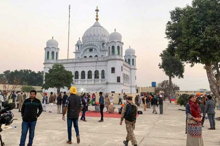kartarpur gurudwara- India TV