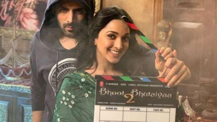 Kartik aaryan and Kiara advani- India TV