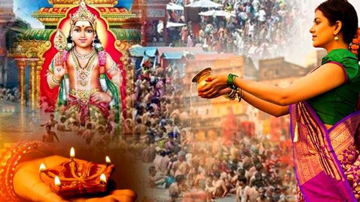 Kartik Mass- India TV