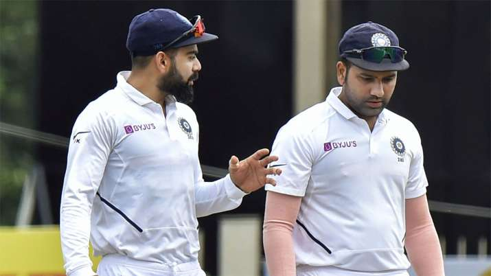 Virat Kohli and Rohit Sharma- India TV