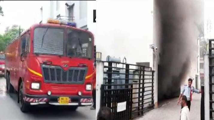 Kolkata Fire- India TV