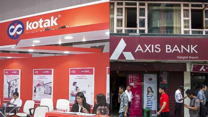 Kotak Mahindra Bank Q2 net up 38 pc at Rs 2,407 cr, Axis Bank posts standalone net loss of Rs 112 cr- India TV Paisa