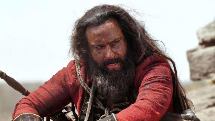 Saif Alia Khan in Laal Kaptaan- India TV