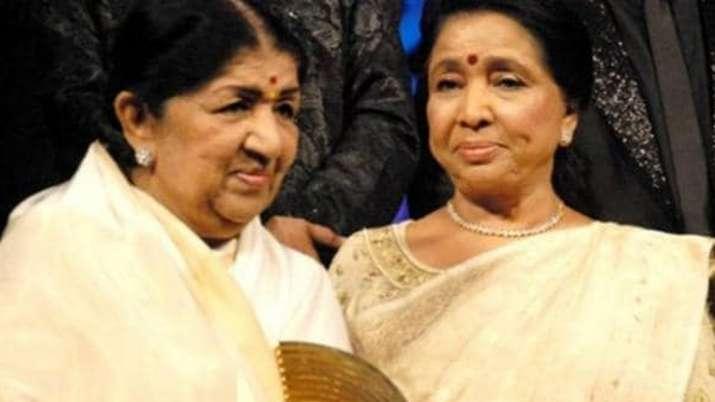 आशा भोंसले-लता...- India TV