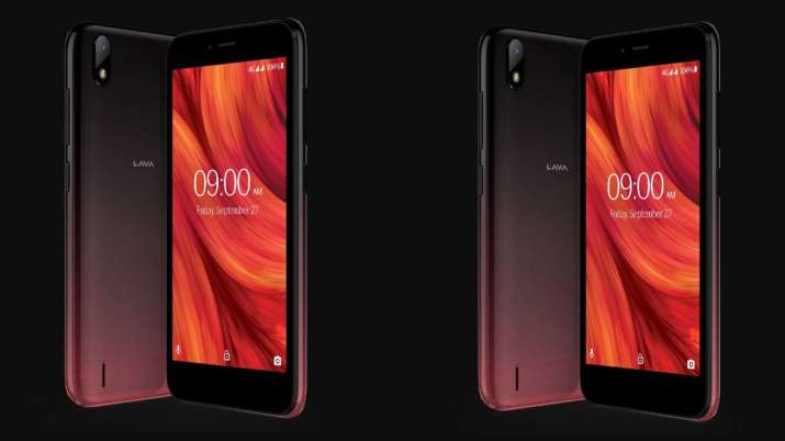 Lava launches Z41 entry level smartphone at Rs 3,899- India TV Paisa