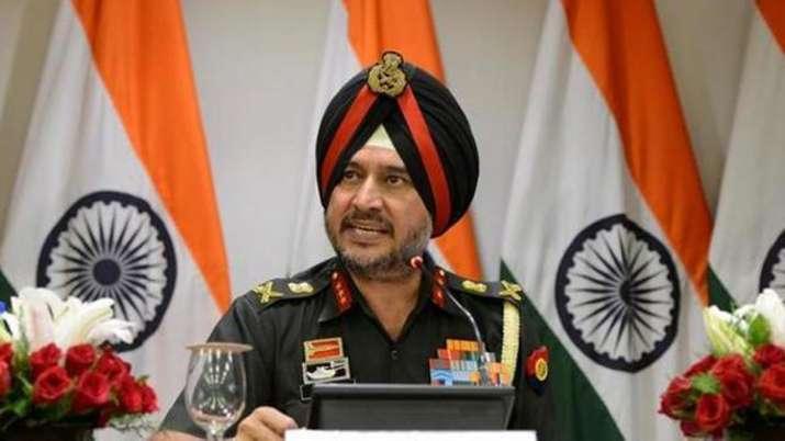 Lieutenant General Ranbir Singh- India TV