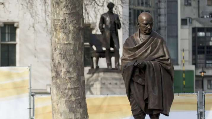 Gandhi statue proposal in Manchester sees Indian and Pakistani students go head-to-head- India TV