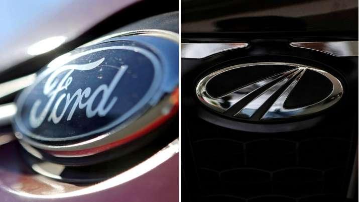 Mahindra to take control of Ford's India auto business- India TV Paisa