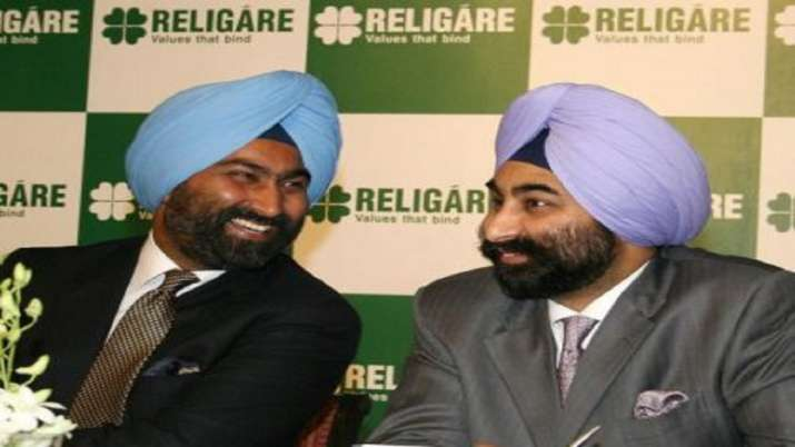 Malvinder Mohan Singh (MMS) and Shivinder Mohan Singh (SMS)- India TV Paisa
