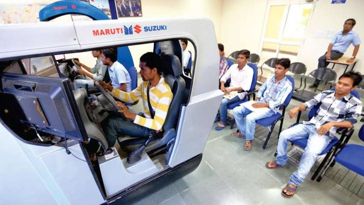 Maruti reports Rs 154-cr investment in CSR initiatives last fiscal- India TV Paisa