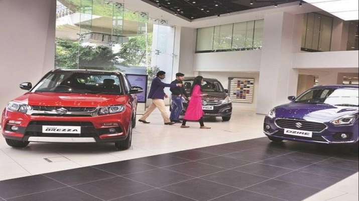 Maruti reports 15.24 Pc rise in sales in September as...- India TV Paisa