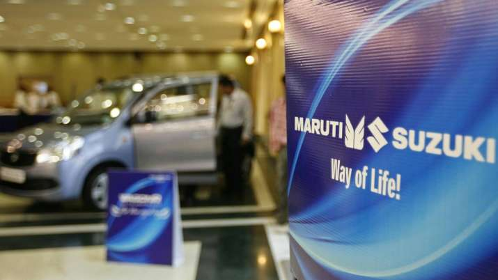 Maruti Q2 net profit drops 39 pc to Rs 1,391 cr- India TV Paisa