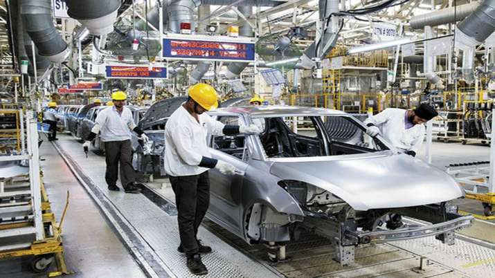 Maruti cuts production for 8th straight month in Sep- India TV Paisa
