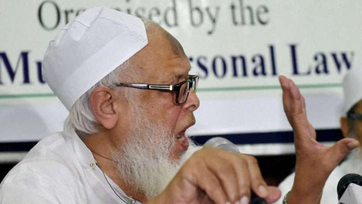 No agreement will be accepted in Ayodhya case, says Maulana Arshad Madni- India TV