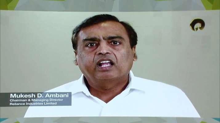 reliance industries chairman mukesh ambani- India TV Paisa