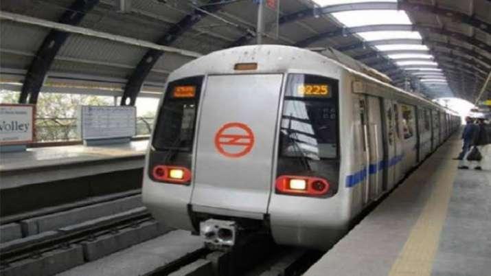 Metro Train- India TV