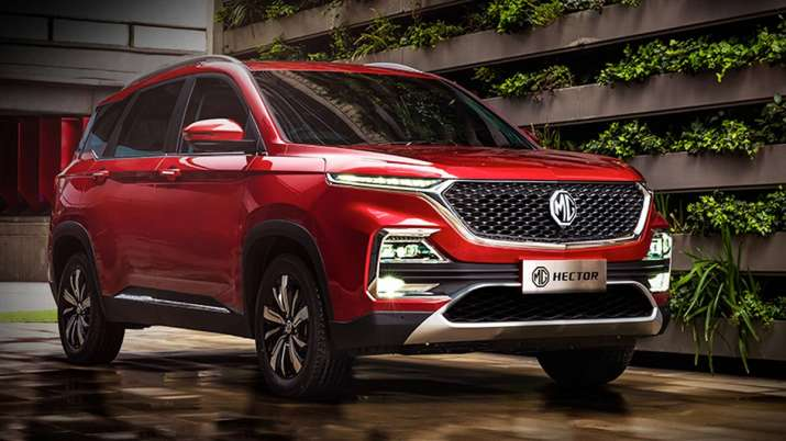 MG Motor sells 2,608 units of Hector in Sept, M&M total sales down 21 pc- India TV Paisa