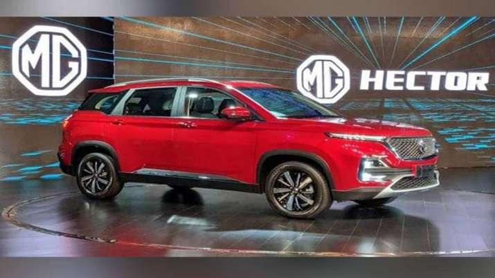 MG Motor India receives 8,000 fresh bookings- India TV Paisa