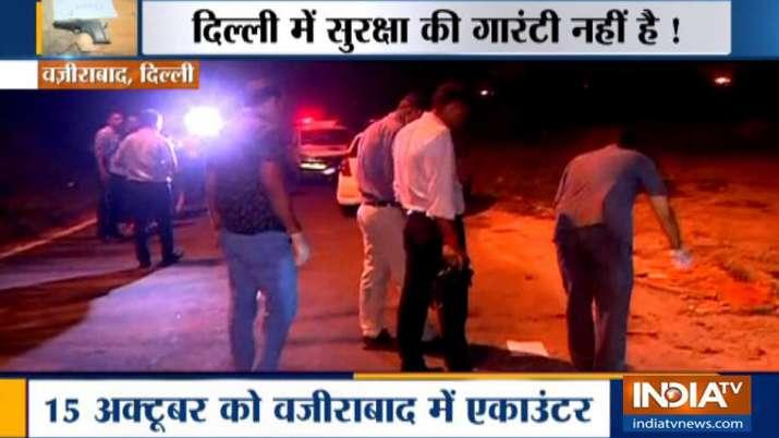 पीएम मोदी की भतीजी से झपटमारी के बाद एक्शन में पुलिस, दिल्ली में 48 घंटे में 3 एनकाउंटर- India TV