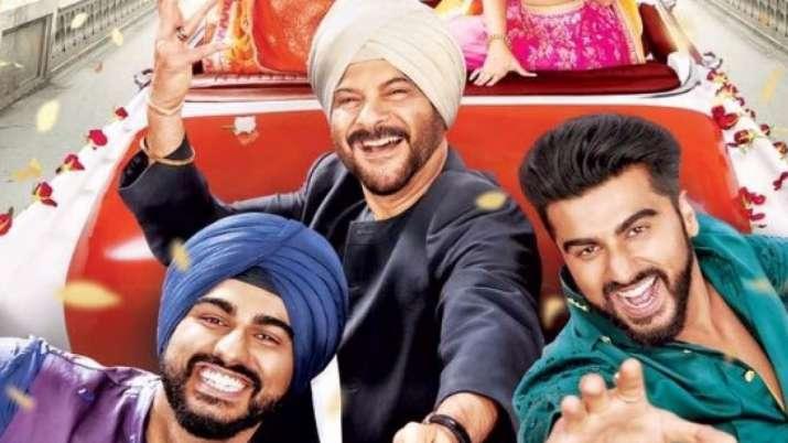 Arjun Kapoor and Anil Kapoor - India TV
