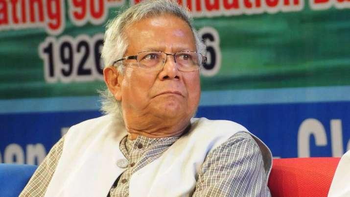 बांग्लादेश की अदालत ने नोबेल पुरस्कार विजेता मोहम्मद यूनुस को गिरफ्तारी वारंट जारी किया - India TV