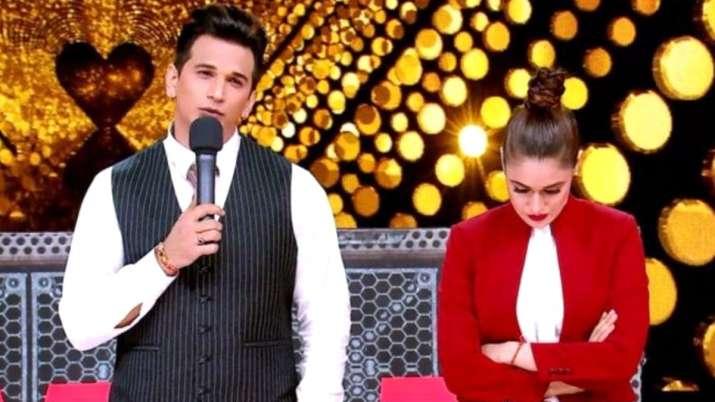 Nach Baliye 9: Prince Narula, Yuvika Choudhary- India TV
