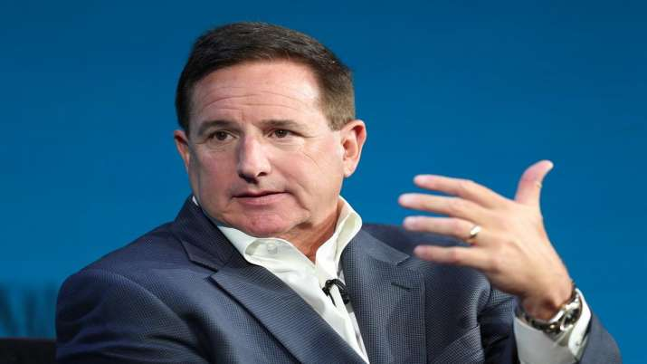 Oracle co-CEO Mark Hurd - India TV Paisa