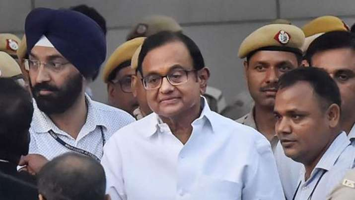 P Chidambaram moves court asking for home-cooked food- India TV