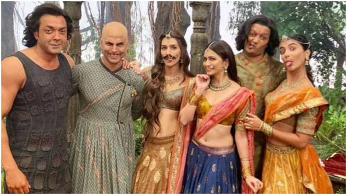 Housefull 4 Day 2 Box office Collection- India TV