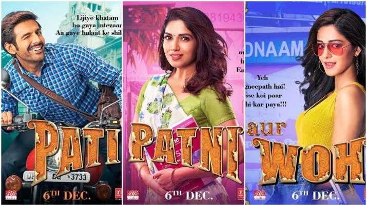 'पति, पत्नी और वो' से...- India TV