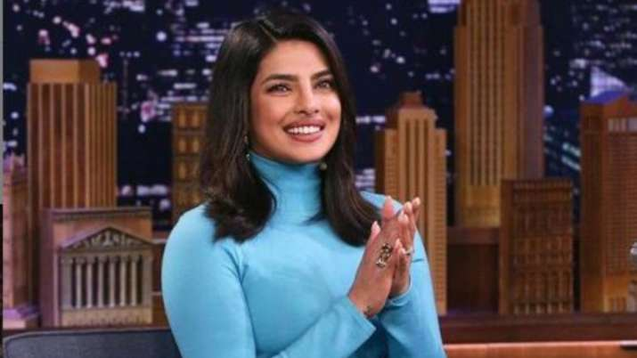 Priyanka chopra- India TV