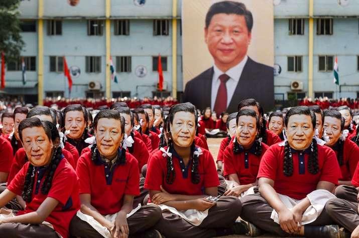 Xi Jingping- India TV