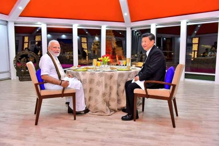 Modi Xi Jing Ping- India TV
