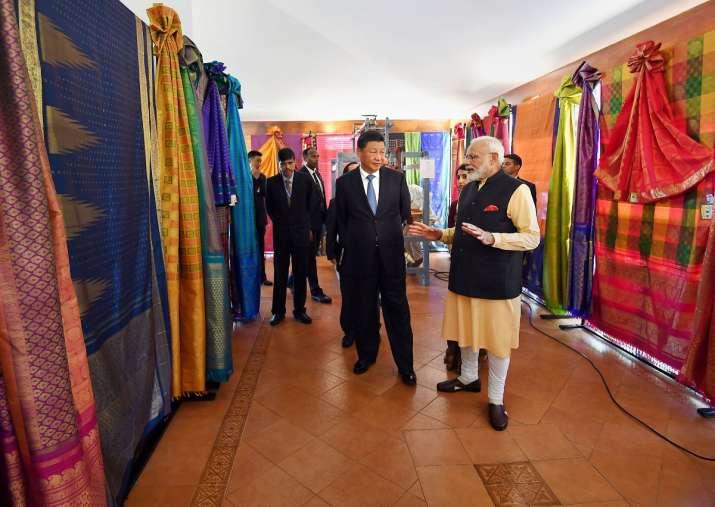 Narendra Modi-Xi Jinping- India TV